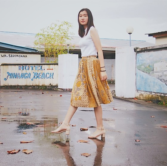 Stephanie Syan -  - BATIK SKIRT