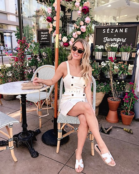 Amber Wilkerson - Dresses, Sandals, Sunglasses - WEEKEND ESCAPES
