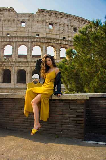 Andreea M -  - TO ROME WITH LOVE