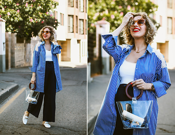 Margarita Maslova -  - Pregnancy style: summer outfit