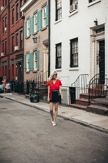 Yael Steren -  - What to Wear on the Fourth of July