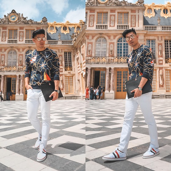 Leo Chan -  - Palace of Versailles Style