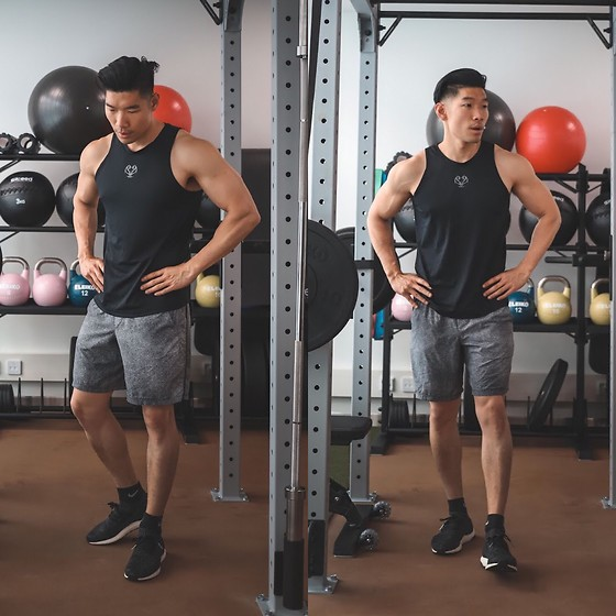 Leo Chan -  - Upper Body Workout