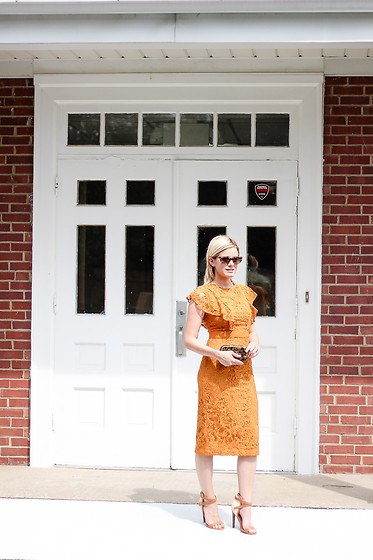 Kim Tuttle -  - Best dressed wedding guest