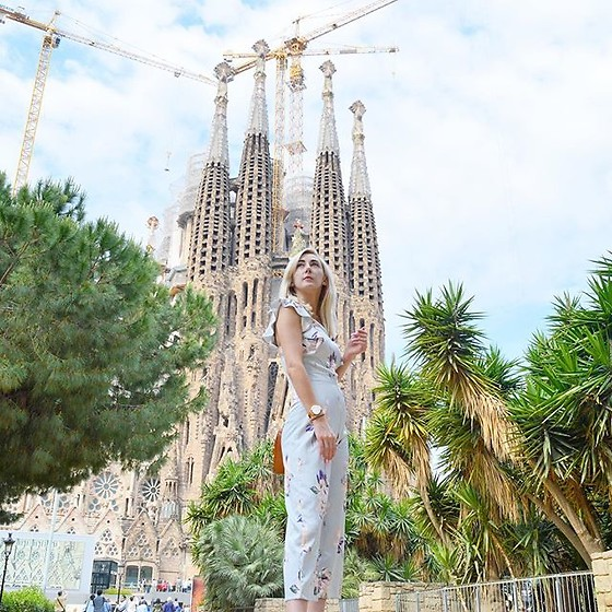 Isobel Thomas -  - Sagrada Familia