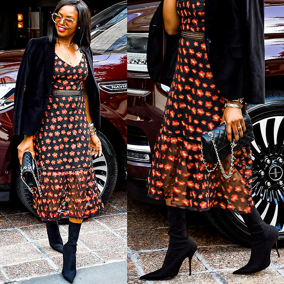 Monica Awe-Etuk -  -  WHAT TO WEAR TO BRUNCH AT THE FOUR SEASONS