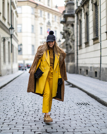 Eliska H. -  - Prague Fashion Week