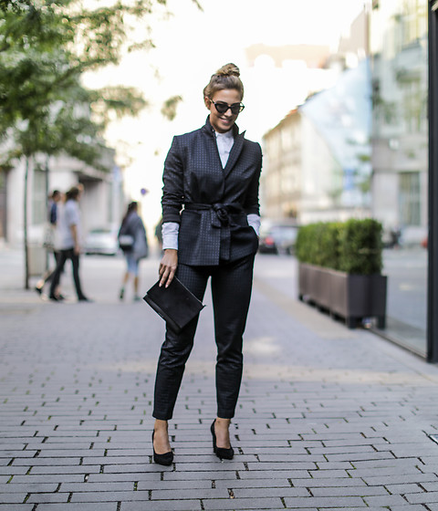 Eliska H. -  - Another Day, Another Suit