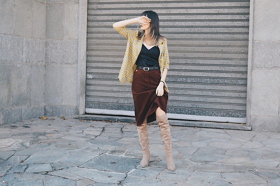 RAROIKA Rudnicka -  - NOT-EASY LOOK | SHEIN