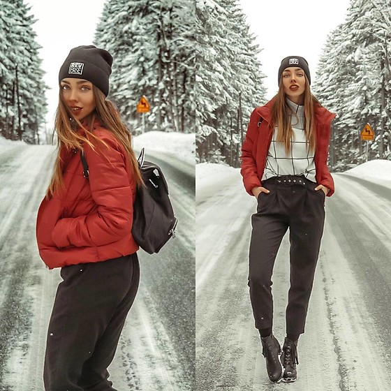 Laurinstyle -  - TOTALLY SNOW COVERED