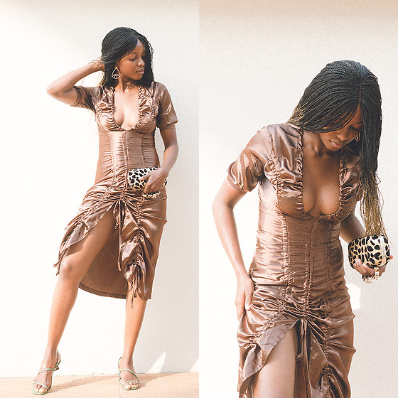 Oroma Roxella Rukevwe -  - THE NUDE DRESS.