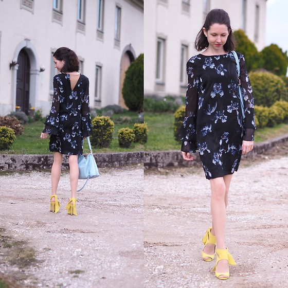 Claire H - H&M Dress, Coach Hobo Bag, Zara Heels - Garden State