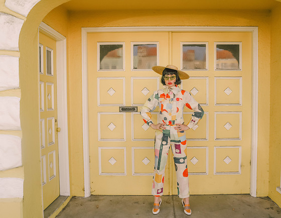 Amy Roiland - Gorman Clothing Jacket And Pants - All patterns