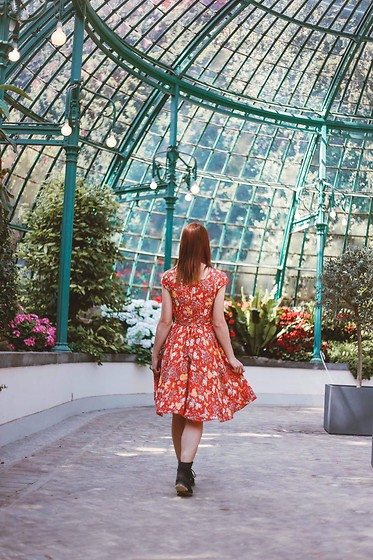 Paris & London - -  - Royal Greenhouse