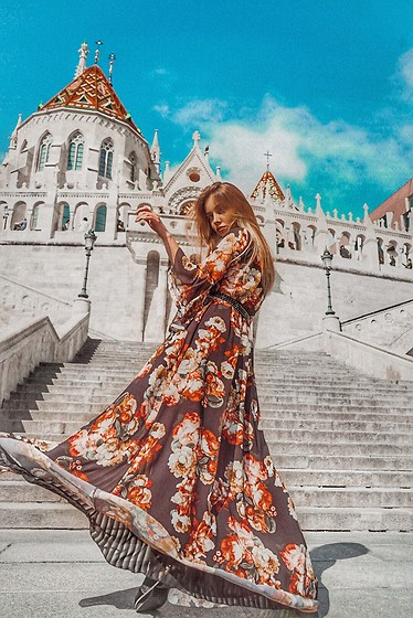 Laurinstyle -  - Fisherman bastion by @lauismyname