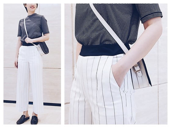 Yueming - Mu Top, Mu Trousers - Daily Look