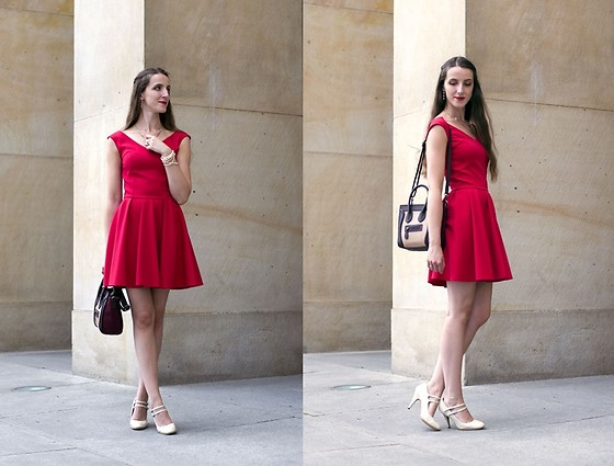 Ewa -  - Perfect red dress