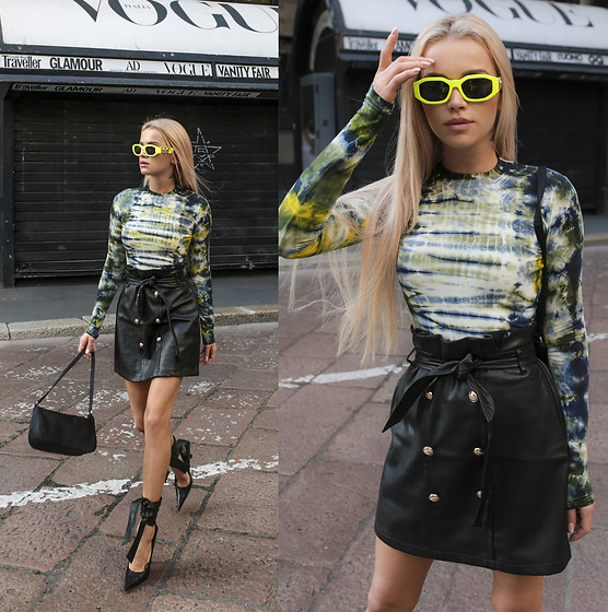 Juliett Kuczynska -  - Rudimental - Rumour Mill  / maffashion