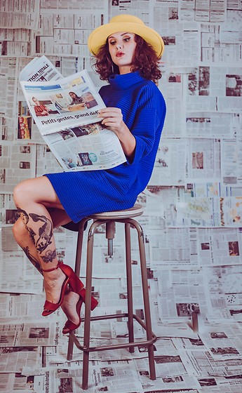 Cha Perchée -  - NEWSPAPER STYLE