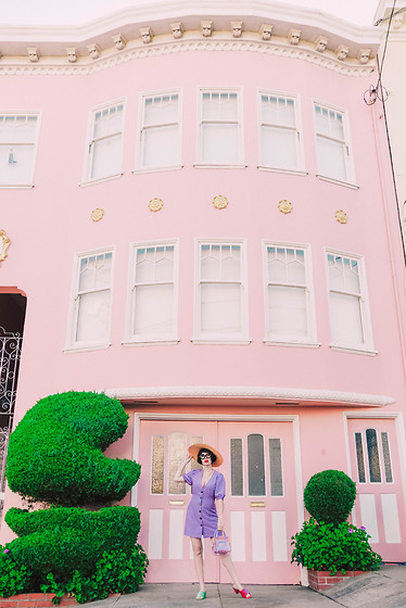 Amy Roiland - Hope Dress - My pink home