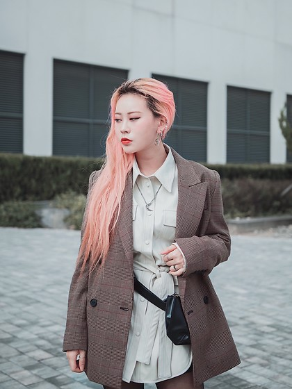EUNBI EB -  - Fall look