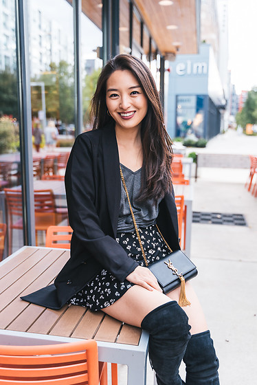 Kimberly Kong -  - Find of the day: The Printed Skort ($17.99)
