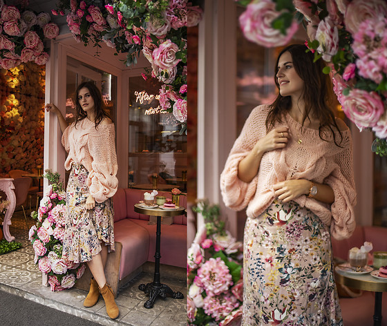 Viktoriya Sener - Chic Wish Sweater - FROSES