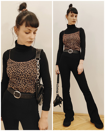 Klaudia -  - Animal print will always be my thing