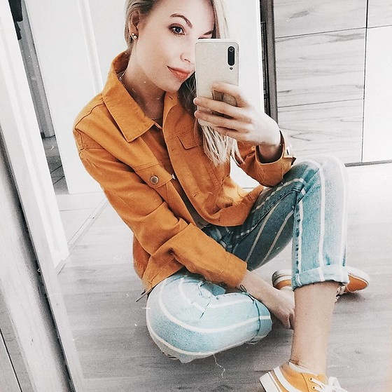Vanessa ♡ - H&M, Reserved, Vans - When life gives you lemons