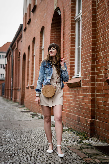 Andrea Funk / andysparkles.de -  - The Denim Jacket
