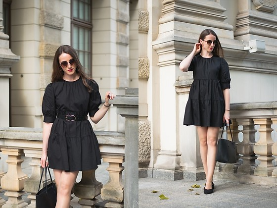 Ewa - Sinsay Black Dress - With or Without