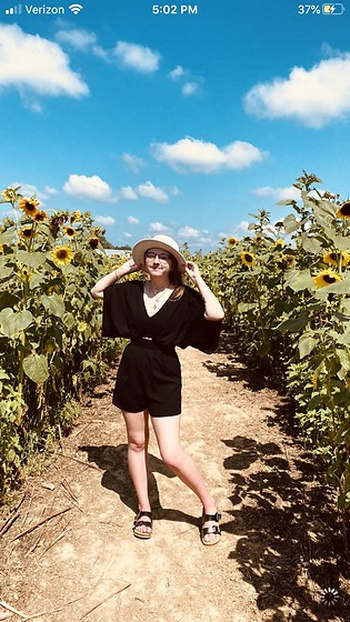 Macie Summers -  - Sunflower Girl