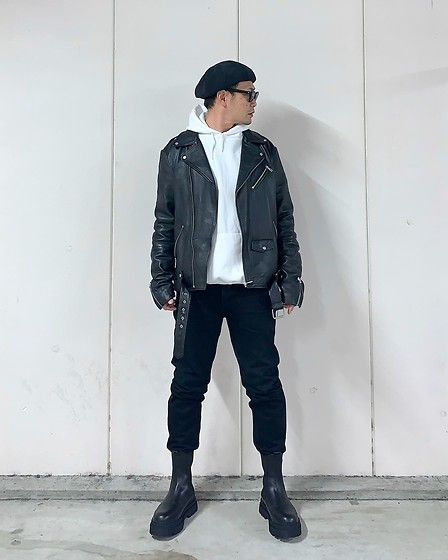 ★masaki★ - Neuw Denim Jeans - Many black little white