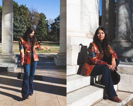 Martha Reyna -  - That 70s Patchwork Jacket