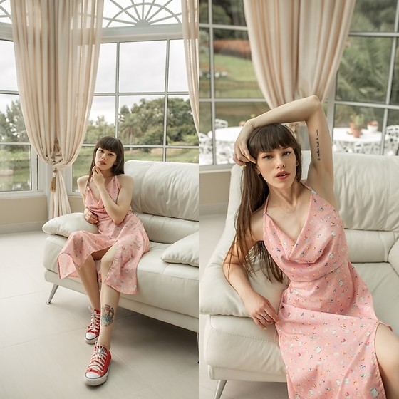 Valéria Przysbeczyski - Bloomin Clothing Dress - Tea Party