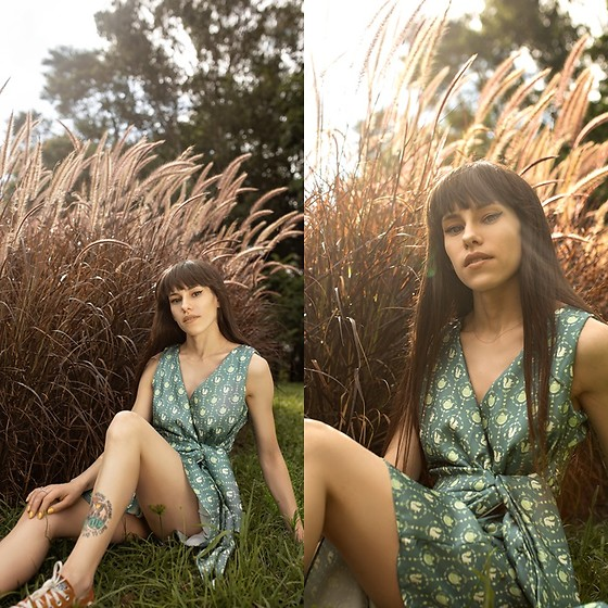 Valéria Przysbeczyski - Bloomin Clothing Dress - In The Wild