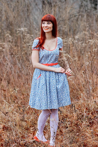 Bleu Avenue -  - Emily and Fin House Dress