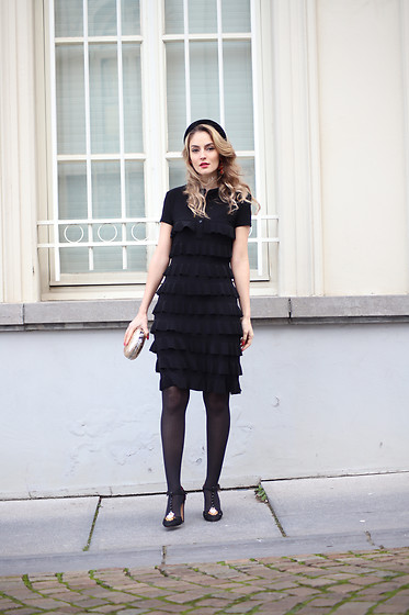 Ruxandra Ioana -  - Ruffles for the win
