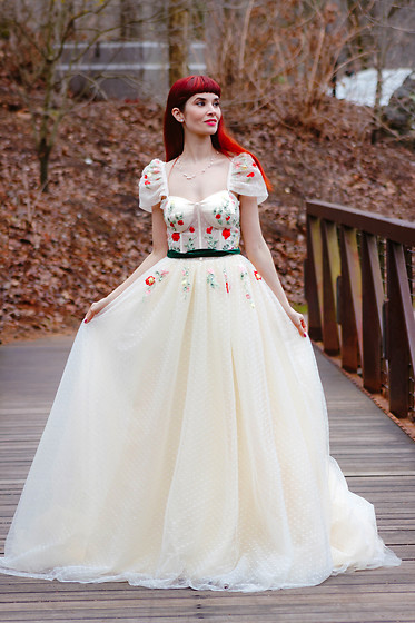 Bleu Avenue - Lorie Aliexpress Wedding Dress - Aliexpress Wedding Dress