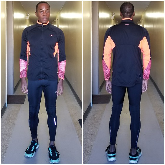 Thomas G -  - Thermal fleece jacket | Run tights