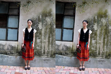 Winterf Wang -  - Vintage dress