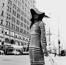 Wild At Heart - Fluxus Striped Maxi Dress - Hey, that's no way to say goodbye.