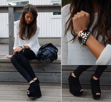 Marianna M - Zara Bag, Topshop Shoes - Don't let go, never give up