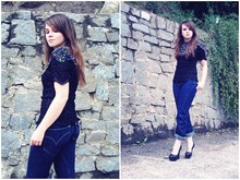 Agnieszka H. - Vintage, Levi's® Levi's, Bebe - Engineered