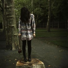 Elene H. -  -  i don't have friends. At least I have my forest