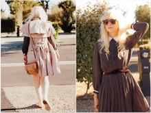 Coury Combs - Vintage Dress - September Desert.