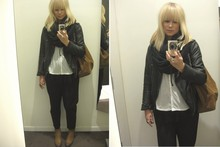 Sofie Ekstrom - Zara Bag - Today i look like this