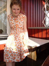 Emma Schwarz - From The 50´S Dress - A little bit love