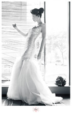 Robyn Chalmers - Wedding Dress - Urban Couture Cloud