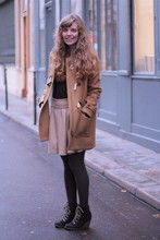 Marion A. - Zara, Eram Shoes - Un automne à Paris